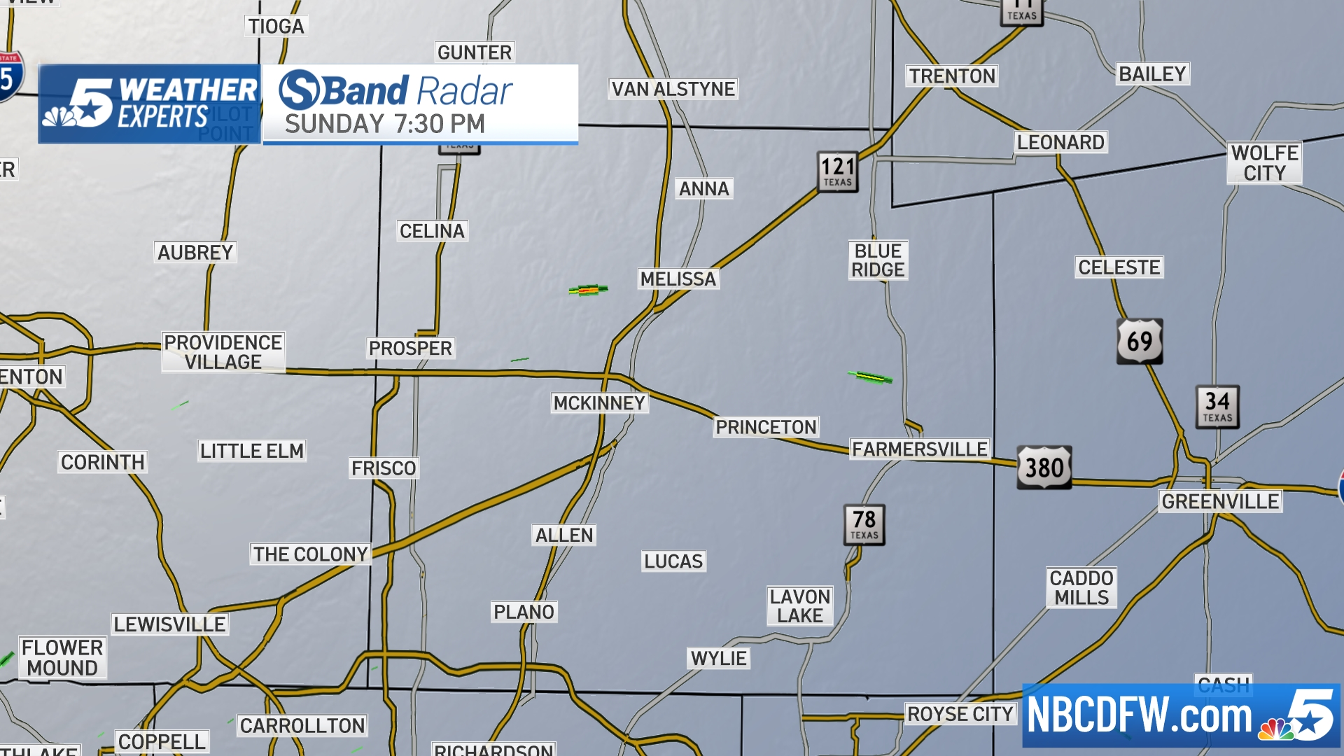 Collin County Radar