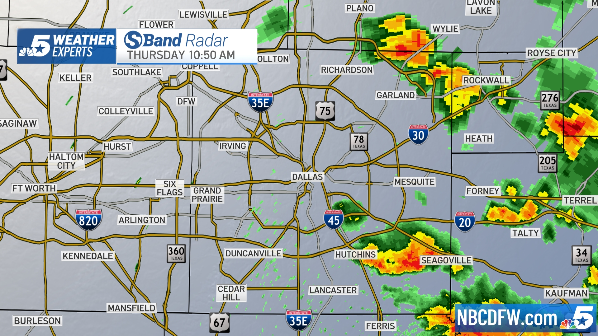 Dallas County Radar