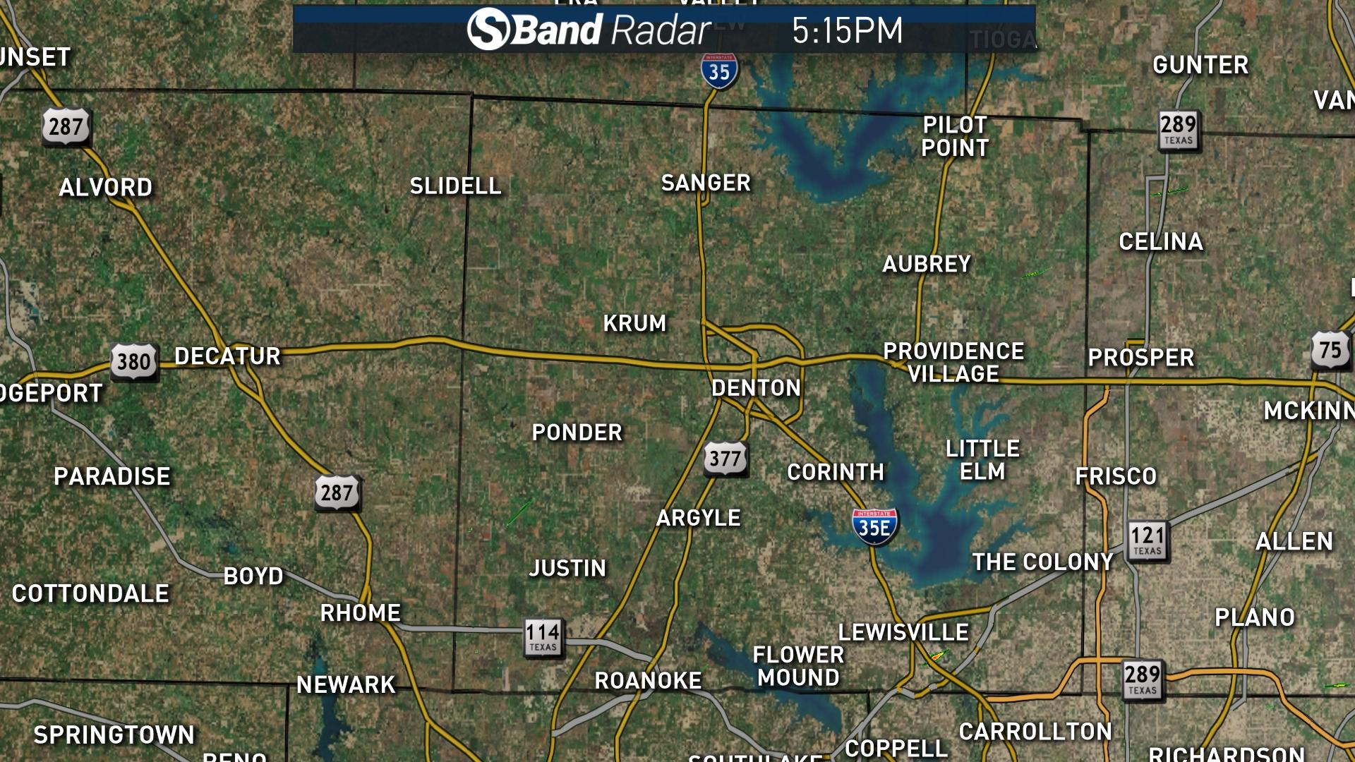 Denton County Radar